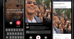 Curiosidades: Facebook te permitirá trasmitir videos en vivo