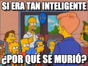 #Curiosidades Frinkiac, la enciclopedia de memes de Los Simpsons