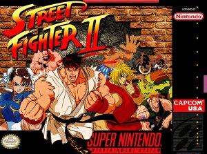 #Retro Street Fighter II cumple 25 años