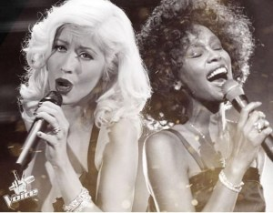#NowNews: Christina Aguilera cancela dúo con holograma de Whitney Houston