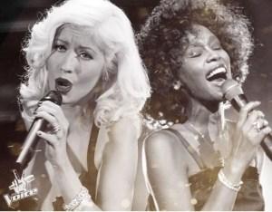 #NowNews: Christina Aguilera cancela dúo con holograma de Whitney Houston