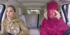 #NowNews: Lady Gaga comparte su talento en el Carpool de James Corden