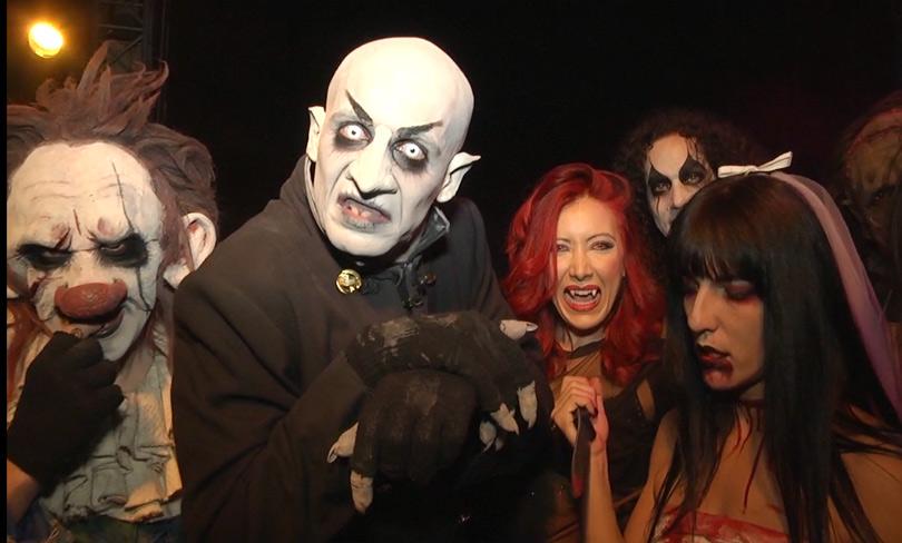 #Terror ¡ El Circo de los horrores llega al teatro Moliere !