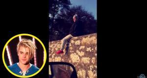 """#LoMasViral: El último video viral de """"Justin-melancólico-Bieber"""" (+VIDEO)"""
