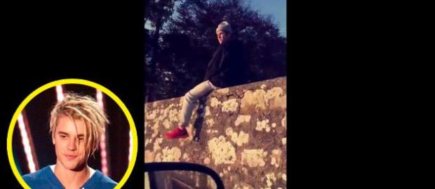 "#LoMasViral: El último video viral de ""Justin-melancólico-Bieber"" (+VIDEO)"