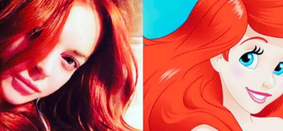 """#NowNews Lindsay Lohan y su papel en """"La Sirenita"""" generan polémica en redes."""