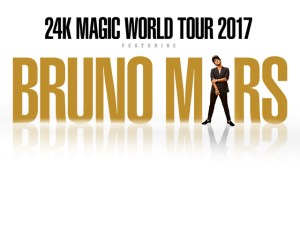 #NowNews : #BrunoMars no para de trabajar este 2017 y en el 2018 va por más.