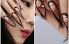 #LoMásViral: Lo último en moda: uñas con pelo (+Imágenes)