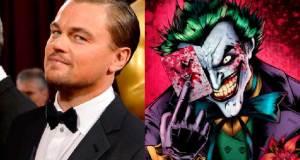 #NowNews : Leonardo Di Caprio y el Joker, ¿la misma persona? (+ IMÁGENES)