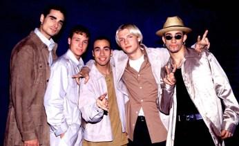 BoyBands –Backstreet–Boys