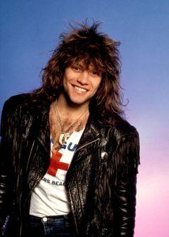 Jon Bon Jovi-80s