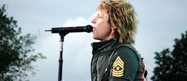 #Especiales : El increíble cambio de Jon bon Jovi con el paso del tiempo