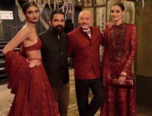 #LoMásViral : ¡Louboutin y Bollywood juntos!