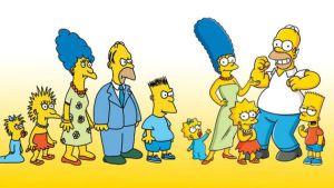 #Retro : ¡ El increíble video de la evolución de los Simpson !