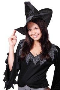disfraces –bruja–de antes