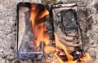 #LoMásViral : El nuevo iPhone 8 Plus explota al cargar