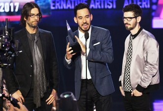 American Music Awards -Linkin-Park