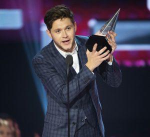 American Music Awards -Niall-Horan
