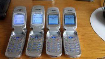 celulares - Samsung -S300