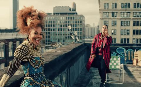 #MúsicaNueva : Lo nuevo de Janet Jackson y …. ¿Daddy Yankee??!!