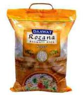 image of Daawat Rozana Basmati Rice on Now Now Express to send grocery to Nigeria