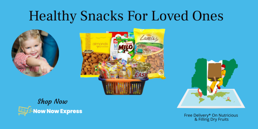 Choosing Dry Fruits for your loved ones Driving You Nuts? Pick variety of nuts & dried fruits at the best offers. Buy dry fruits on NowNowExpress to replace unhealthy snacks.