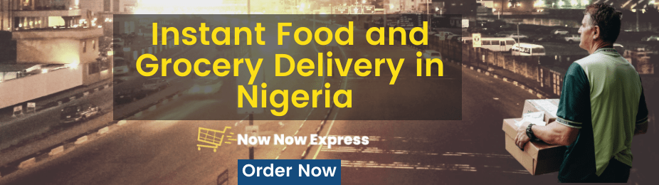 Instant food delivery in nigeria