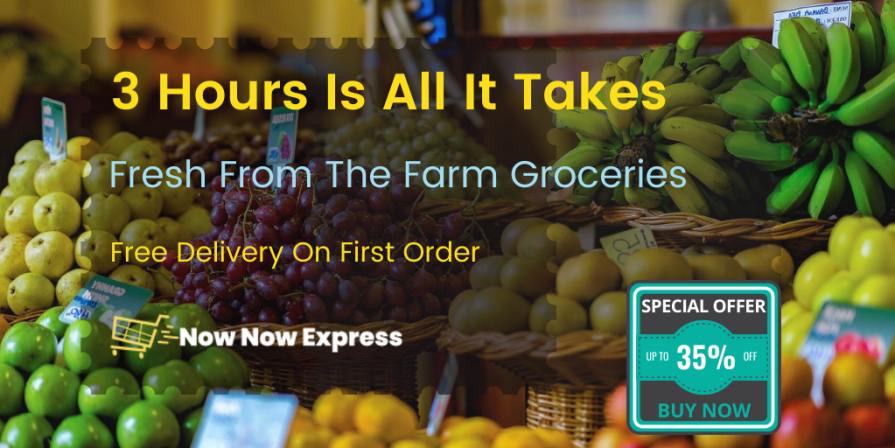 Image of Send groceries to Nigeria in 3 hours with Special offer up to 35% on all orders on Now Now Express