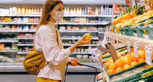 grocery shopping during coronavirus - now now express