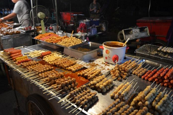 night market ayutthaya nowrries