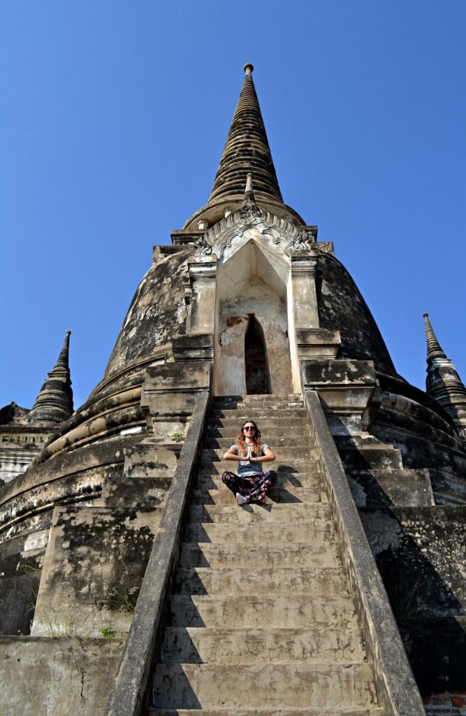 wat phra si sanphet temples ayutthaya noworries