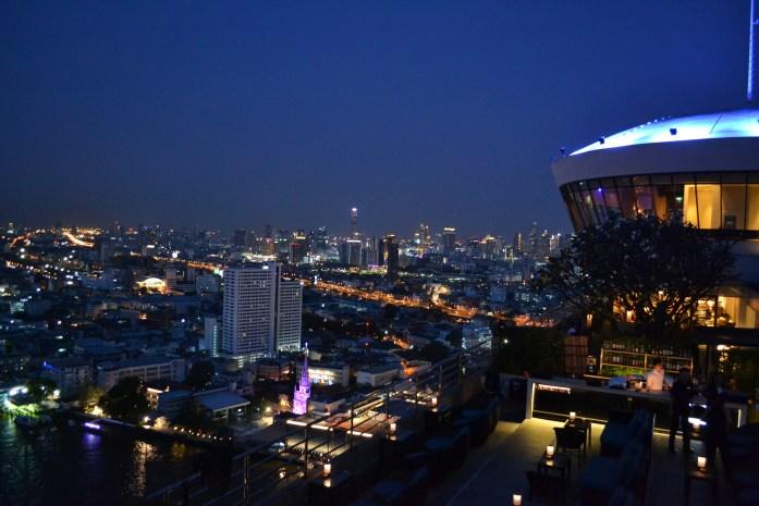 Bangkok rooftop millennium hilton riverside hotel noworries