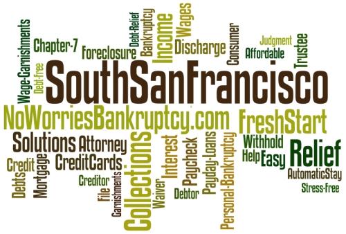 South San Francisco Bankruptcy