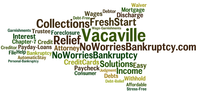 Vacaville Bankruptcy Attorney