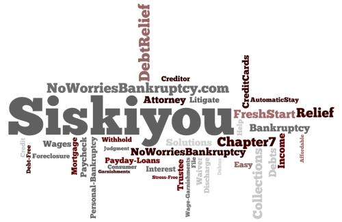 Siskiyou bankruptcy attorney