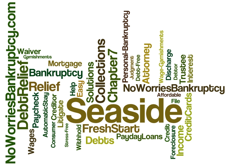 Seaside Debt Relief Lawyer