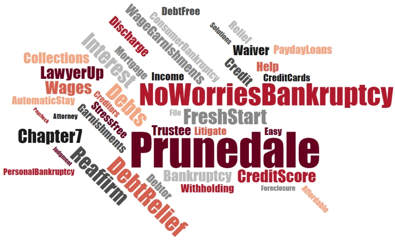 Prunedale Bankruptcy Attorney