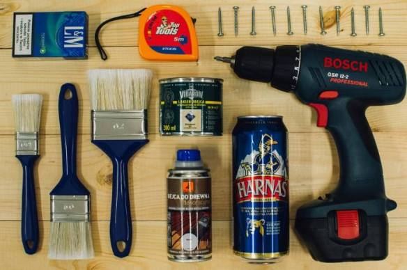 Trabalhar em casa com Prestação de serviço de manutenção predial