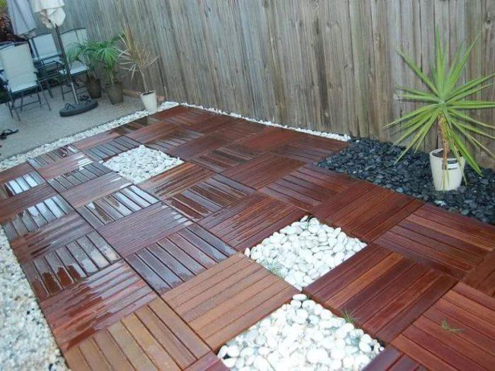 19 cheap patio floor ideas outdoor
