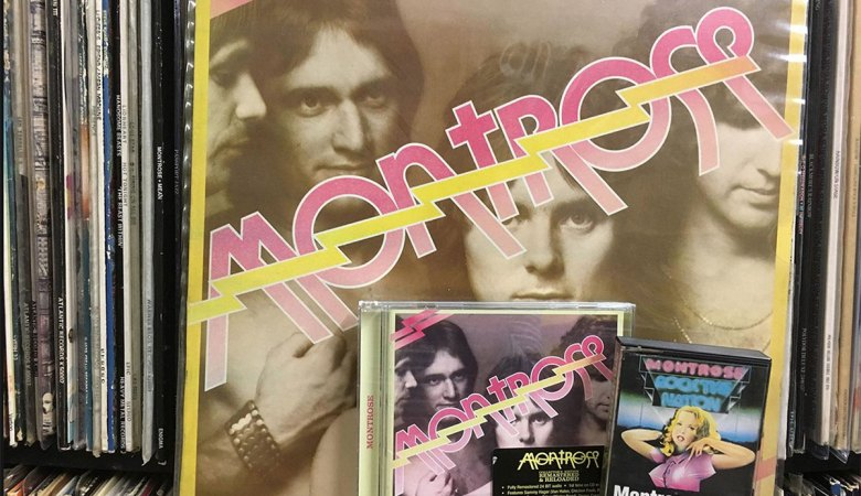 Montrose by Ronnie Montrose 1973