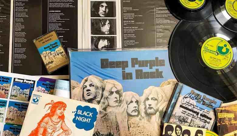 Deep Purple In Rock
