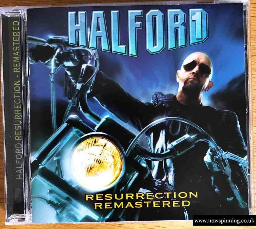 Rob Halford Resurrection Album Review