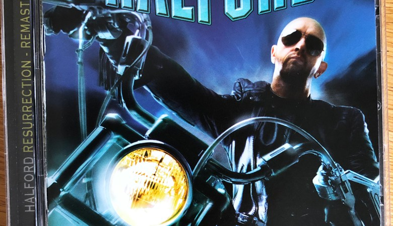 Rob Halford Resurrection Album Review