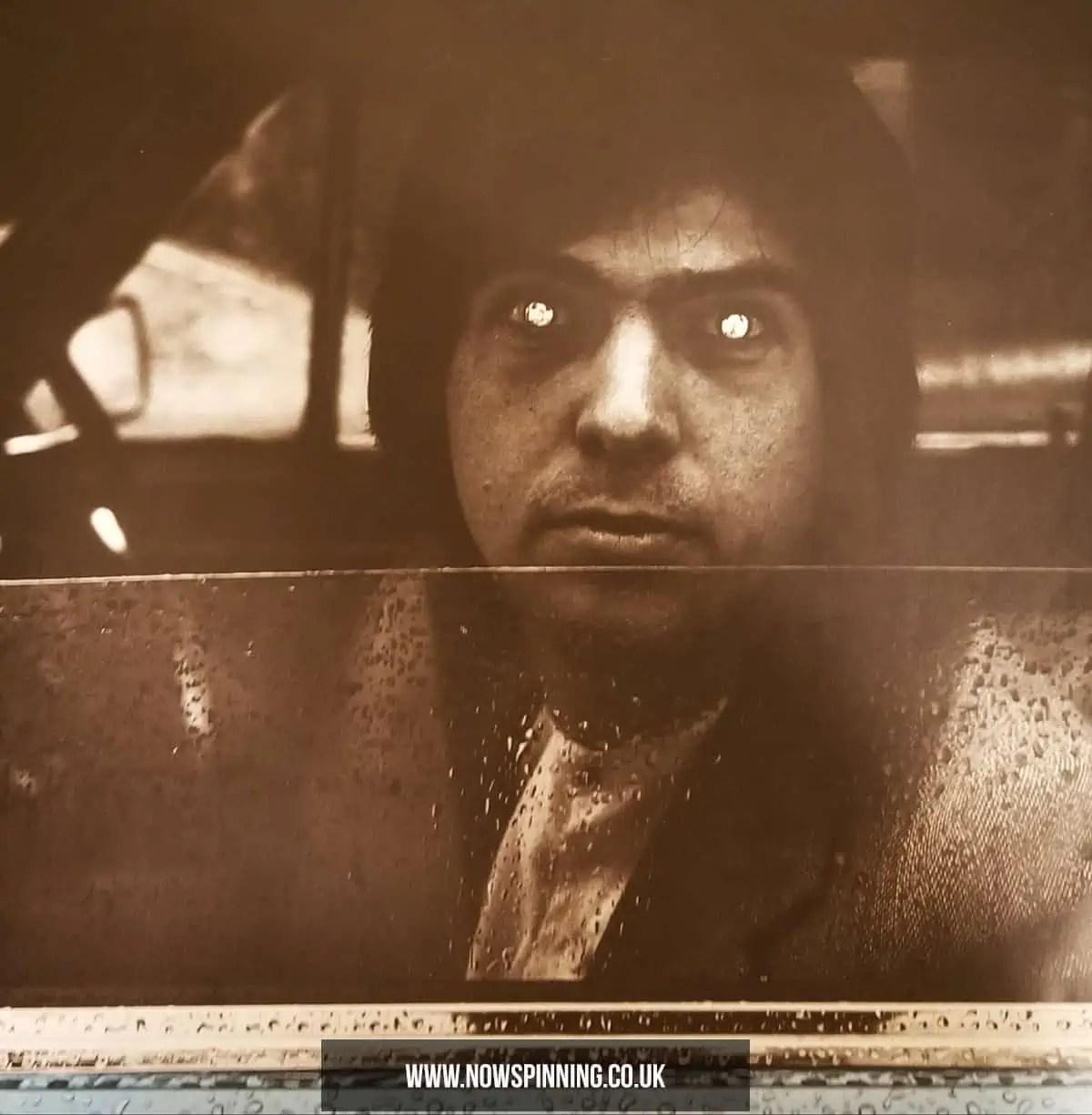Peter Gabriel 1st album inner sleeve 1977
