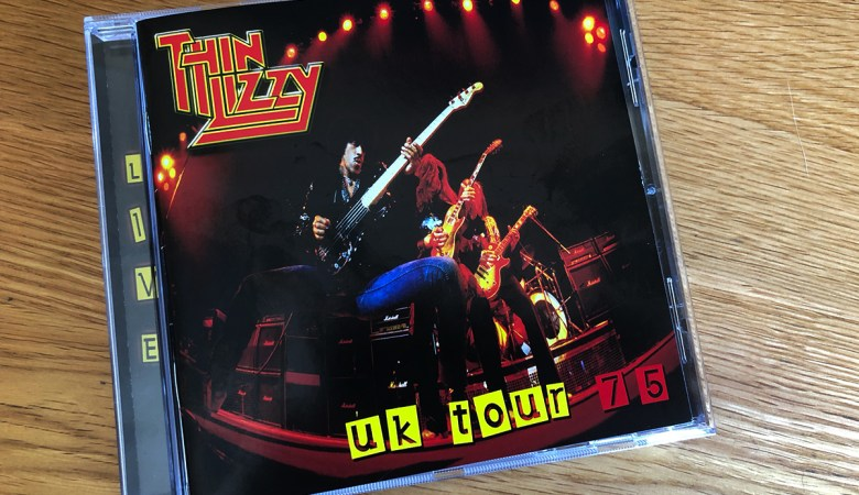 Thin Lizzy UK Tour 75 Review