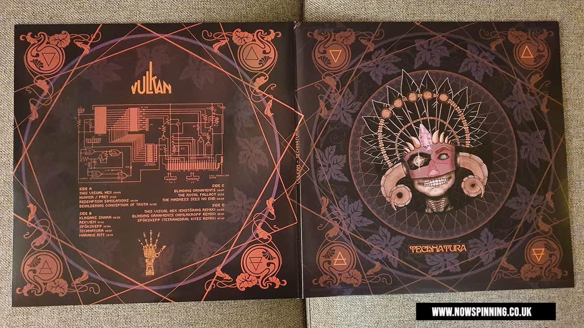 Vulkan (Sweden) - Technatura, Self released Review