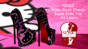 Kitty slink pumps