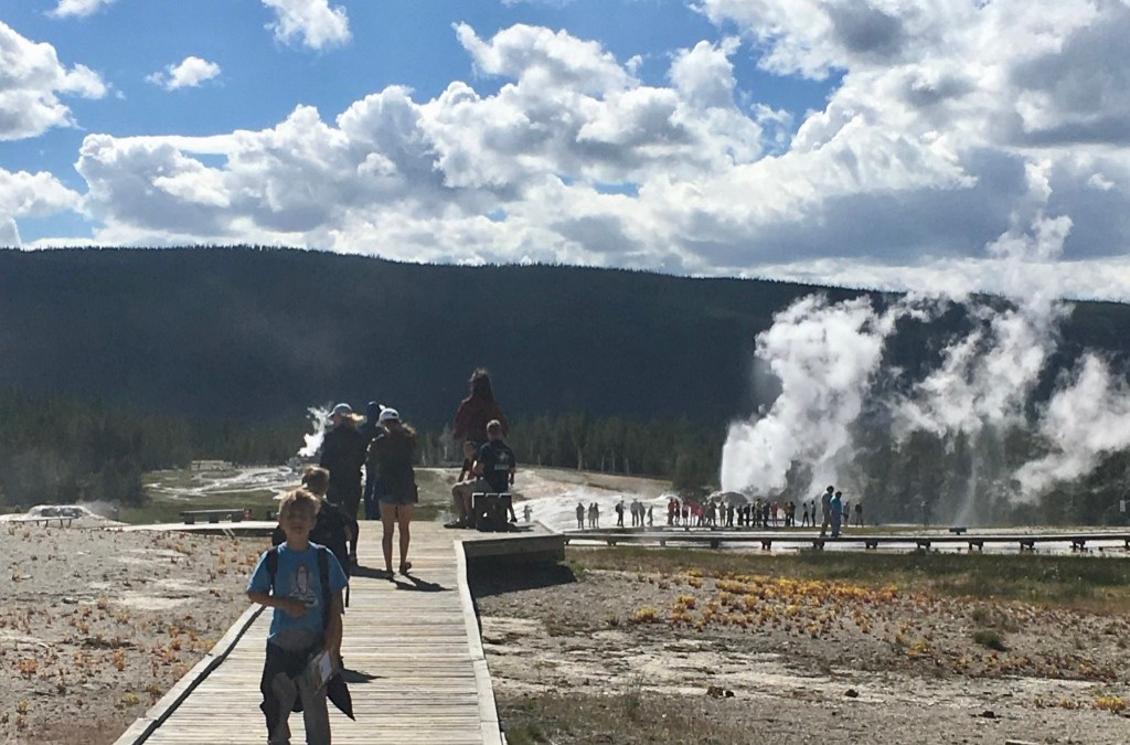 Making the Most of Yellowstone: our Top 3 Yellowstone Experiences beyond the typical Top 3