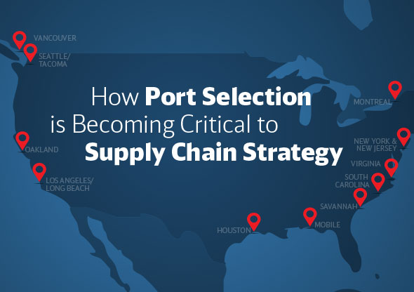 How Port Selection is Becoming Critical to Supply Chain Strategy