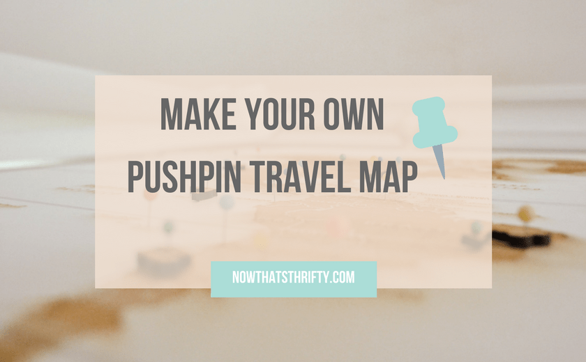 Make A Travel Map - Make your own travel map